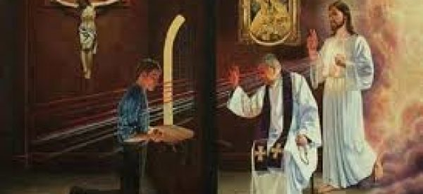 Weekly Confession Schedule Remains Same