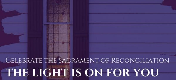 """""""The Light is On for You"""" Advent Confessions"""