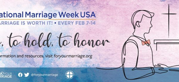 World Marriage Day is Sunday, February 14th 2021
